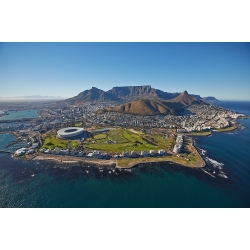 Green Point Stadium and Cape Town