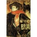 Aristide Bruant Study