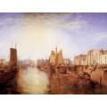 Harbour of Dieppe