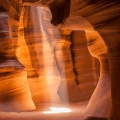 Unique Antelope Canyon