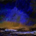 Blue Sky Marshland