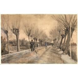 Road Sweeper Sketch