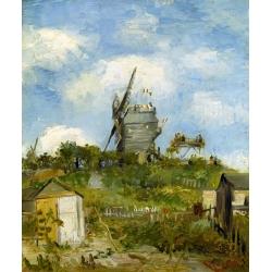 Blue Fin Windmill