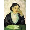 L A'rlesienne, Portrait of Madame Ginoux