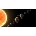 Diagonal Planets