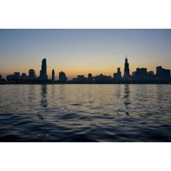Twilight City Water