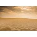 Cloudy Desert Sand