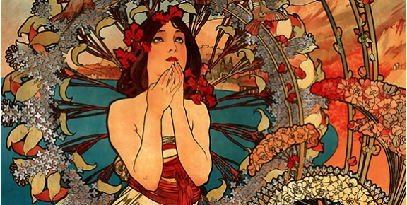 Art Nouveau Prints - Mucha Prints