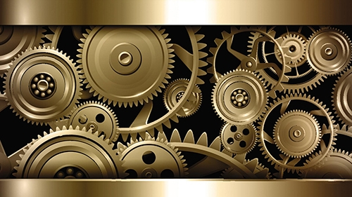 Mechanical Components - workART prints and frames