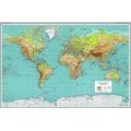 World Political Map 1970