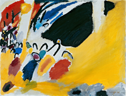 Impression III by Wassily Kandinsky workart classic collection