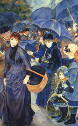 Renoir The Umbrellas workart classic